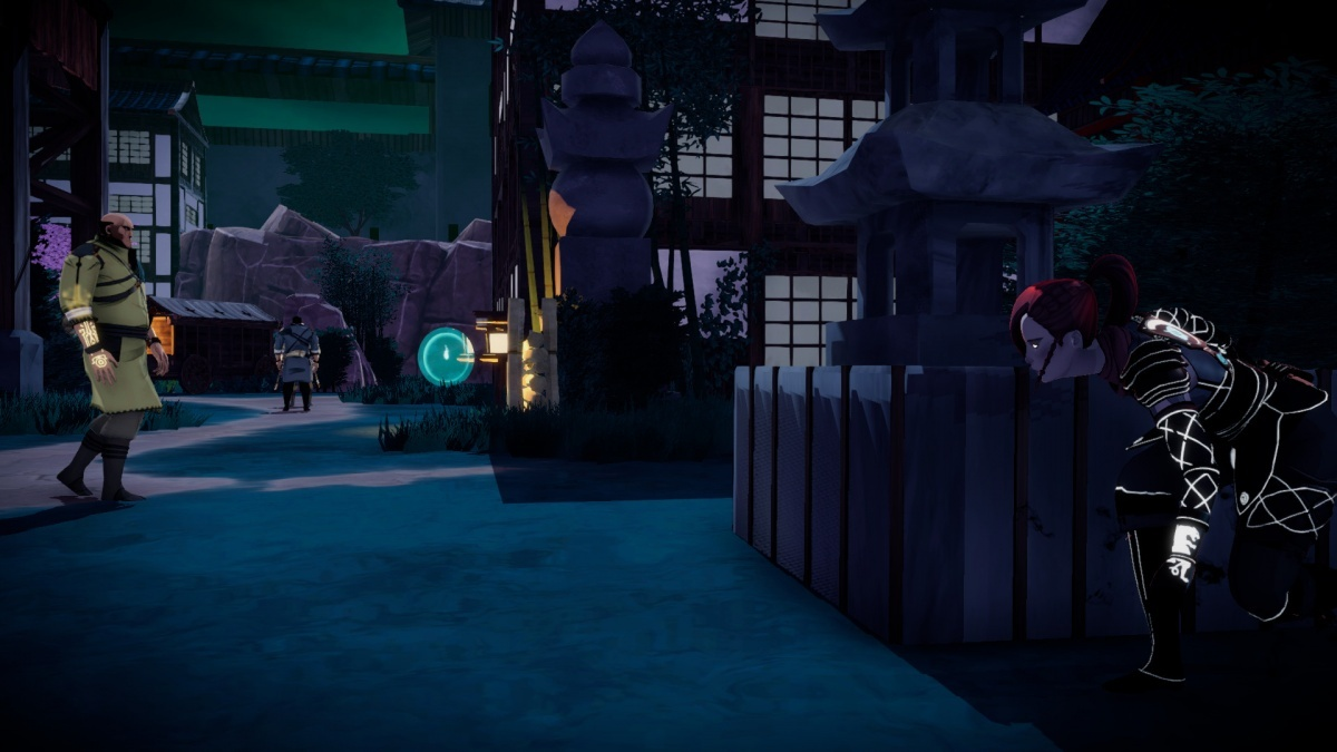 Screenshot for Aragami: Nightfall on PlayStation 4