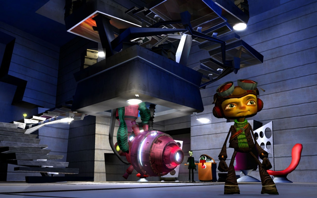 Screenshot for Psychonauts on PlayStation 4