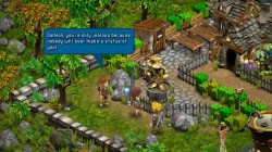 Screenshot for Rainbow Skies - click to enlarge