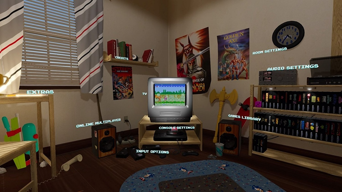 Screenshot for SEGA Mega Drive Classics on Xbox One