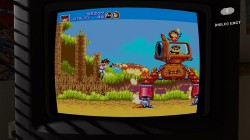 Screenshot for SEGA Mega Drive Classics - click to enlarge