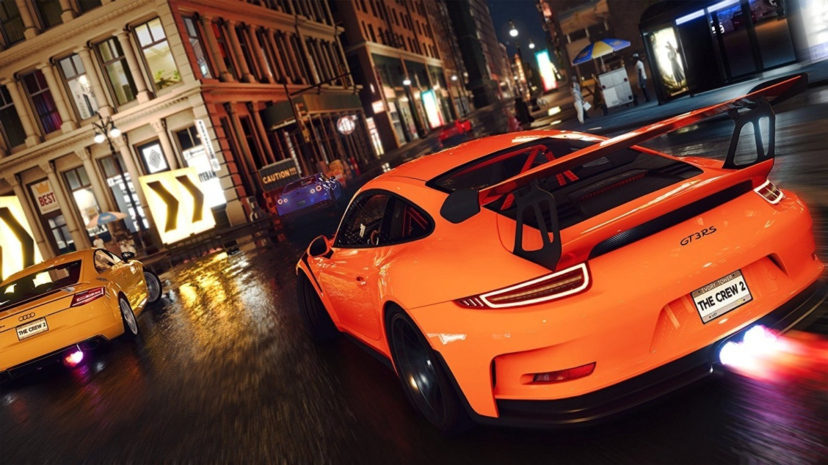 Screenshot for The Crew 2 on PC