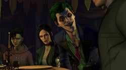 Screenshot for Batman: The Enemy Within - Episode 5: Same Stitch - click to enlarge
