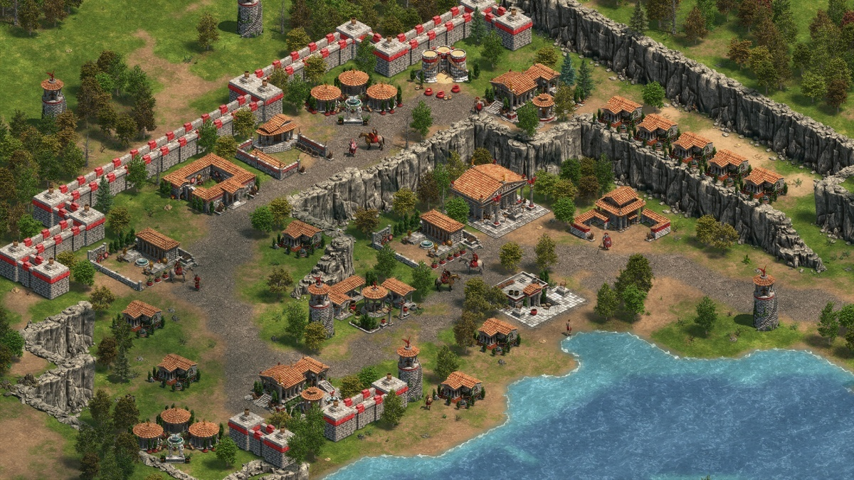Screenshot for Age of Empires: Definitive Edition on PC