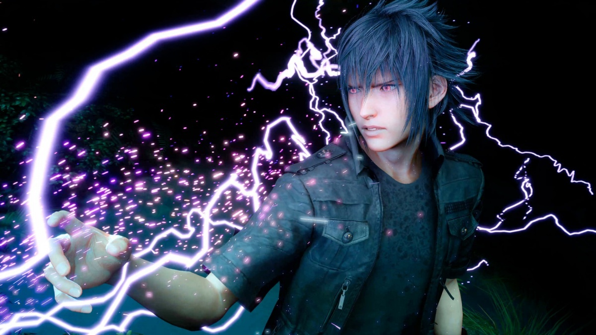 Screenshot for Final Fantasy XV Windows Edition on PC