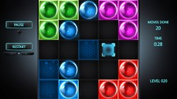 Screenshot for Grid Mania - click to enlarge