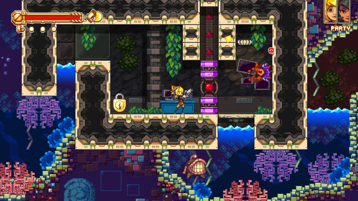 Screenshot for Iconoclasts on PC