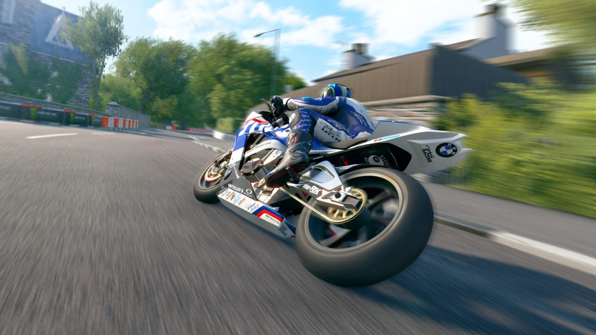 Screenshot for TT Isle of Man: Ride on the Edge on PC