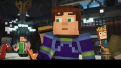 Screenshot for Minecraft: Story Mode - Episode 8: A Journey