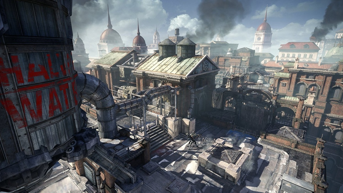 Screenshot for Gears of War: Judgment on Xbox 360