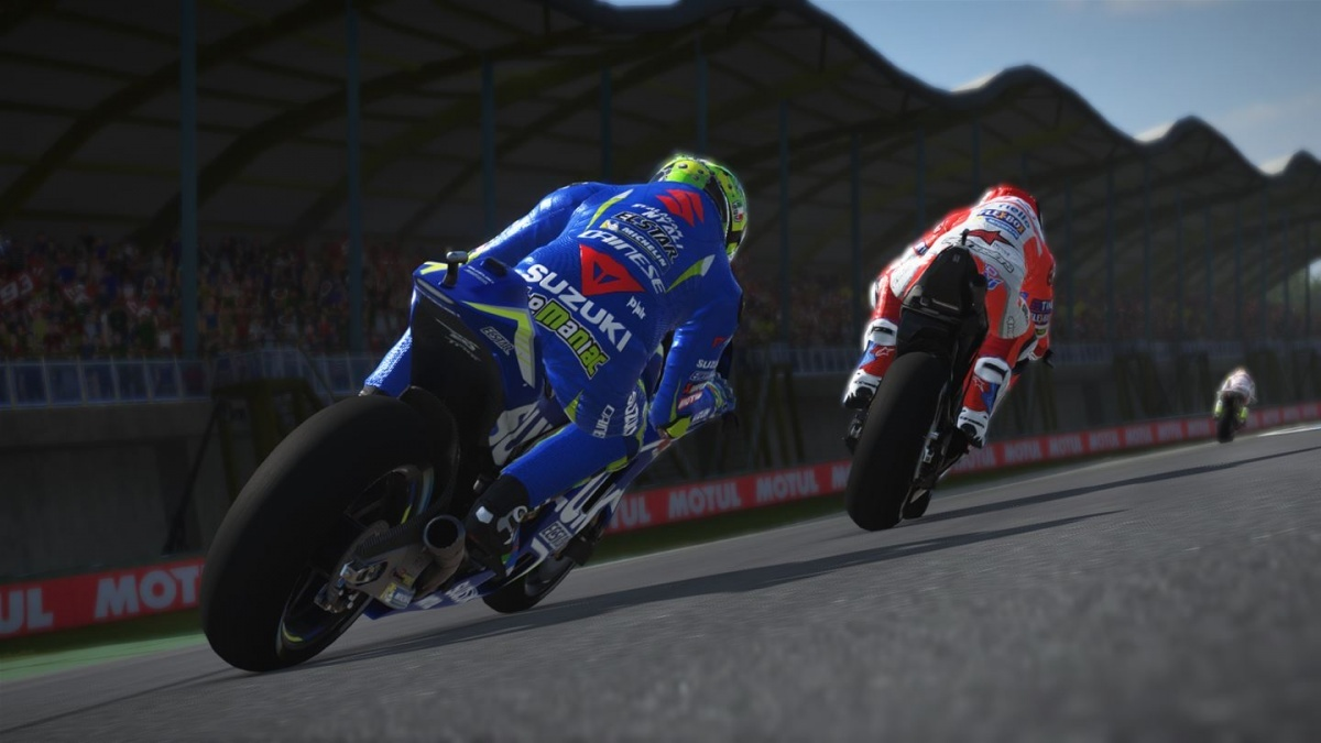 Screenshot for MotoGP 17 on Xbox One
