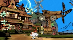 Screenshot for Okami HD - click to enlarge