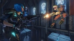 Screenshot for Quake Champions - click to enlarge