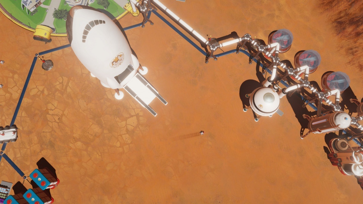 Screenshot for Surviving Mars on Xbox One