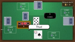 Screenshot for Poisoft Thud Card - click to enlarge