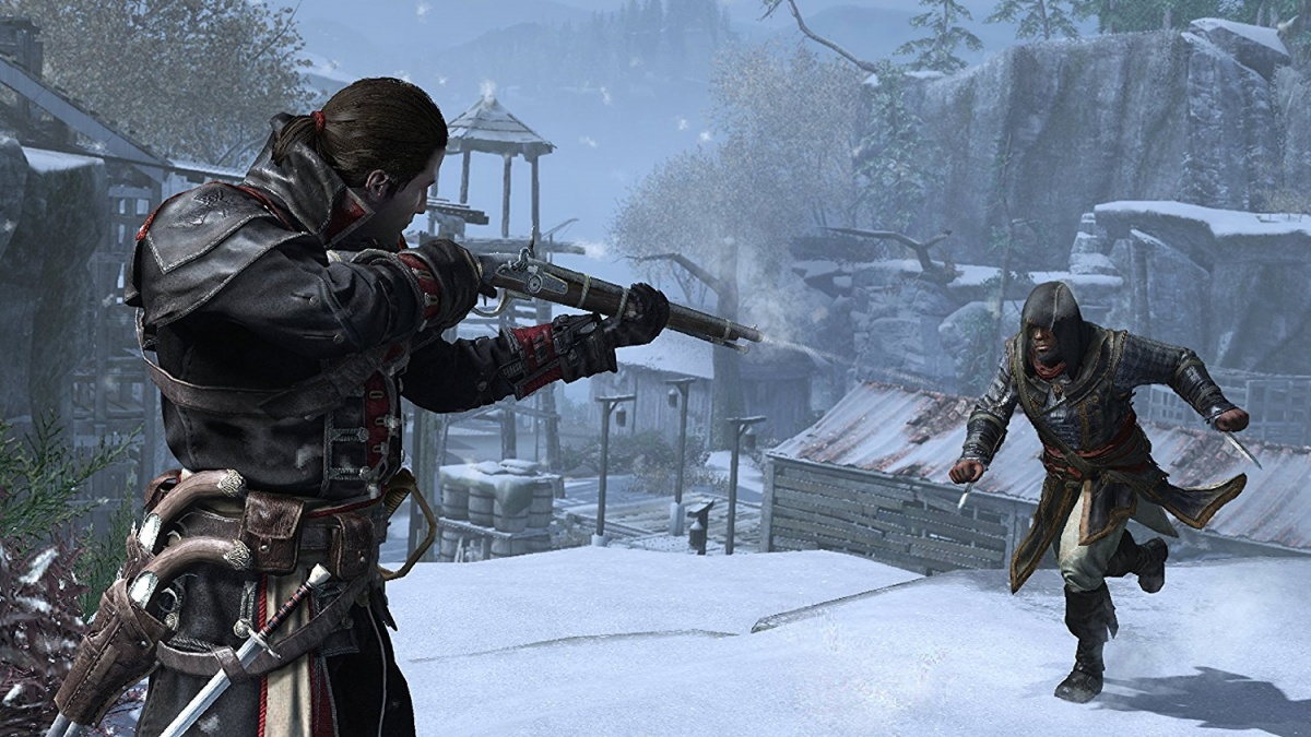 Screenshot for Assassin's Creed Rogue: Remastered on PlayStation 4