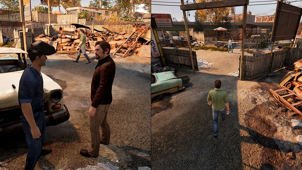 Screenshot for A Way Out on PlayStation 4