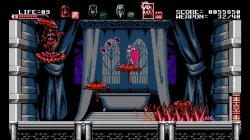 Screenshot for Bloodstained: Curse of the Moon - click to enlarge