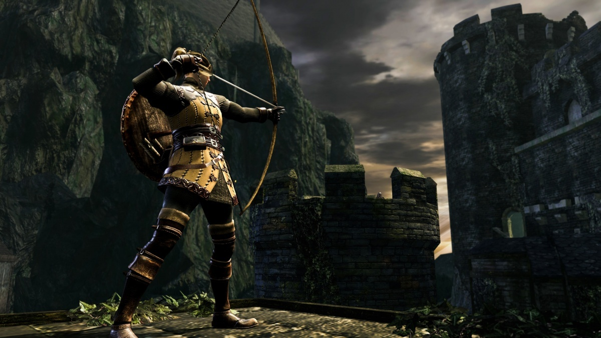 Screenshot for Dark Souls Remastered on Nintendo Switch