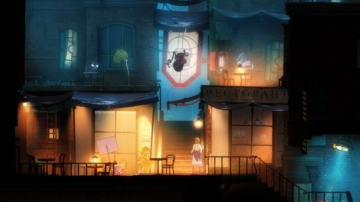 Screenshot for Forgotton Anne on PlayStation 4