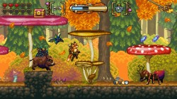 Screenshot for FOX n FORESTS - click to enlarge