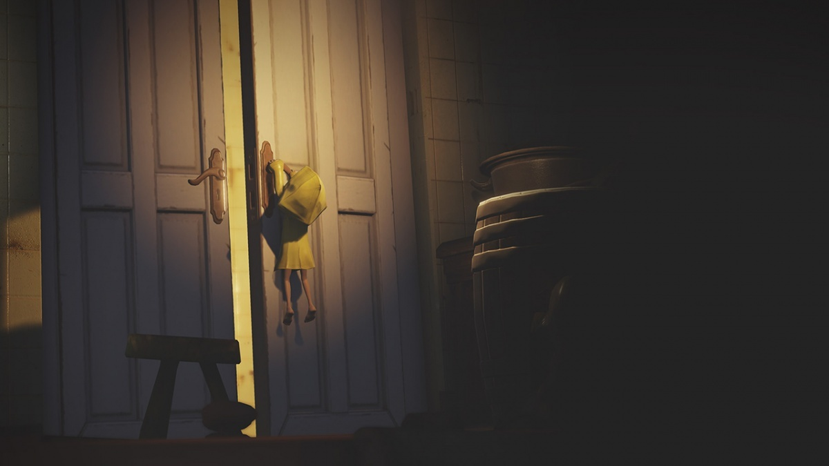 Screenshot for Little Nightmares: Complete Edition on Nintendo Switch