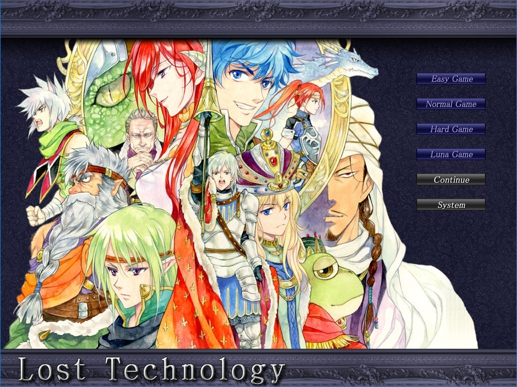 Screenshot for Lost Technology on PC