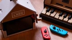 Screenshot for Nintendo Labo Toy-Con 01: Variety Kit - click to enlarge