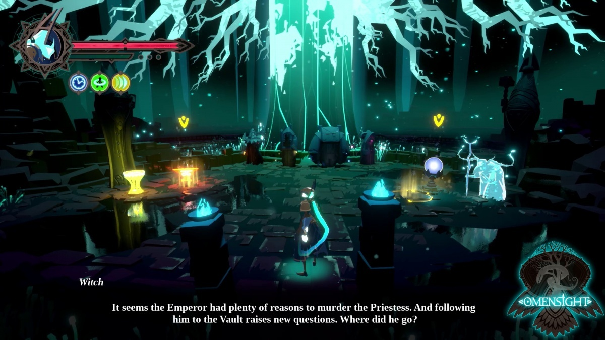 Screenshot for Omensight on PlayStation 4