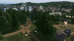 Screenshot for Cities: Skylines - Parklife - click to enlarge
