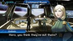 Screenshot for Shin Megami Tensei: Strange Journey Redux - click to enlarge