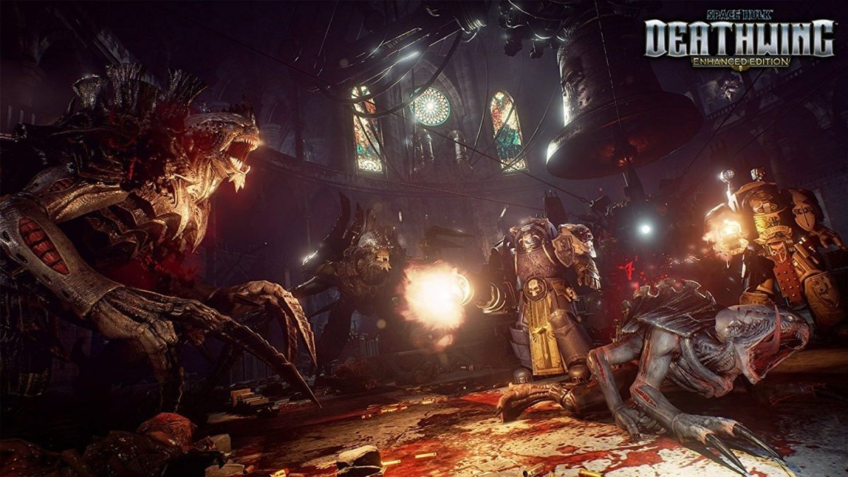 Screenshot for Space Hulk: Deathwing Enhanced Edition on PlayStation 4