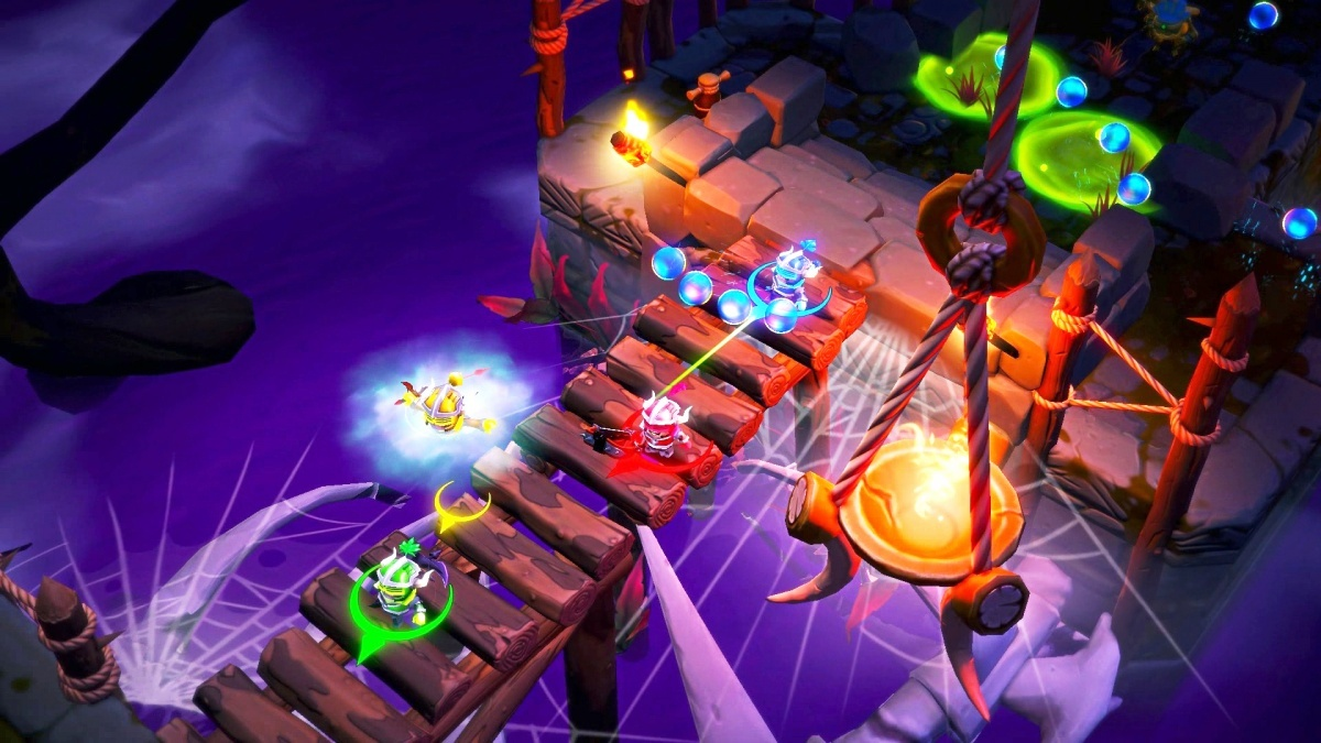 Screenshot for Super Dungeon Bros. on Xbox One