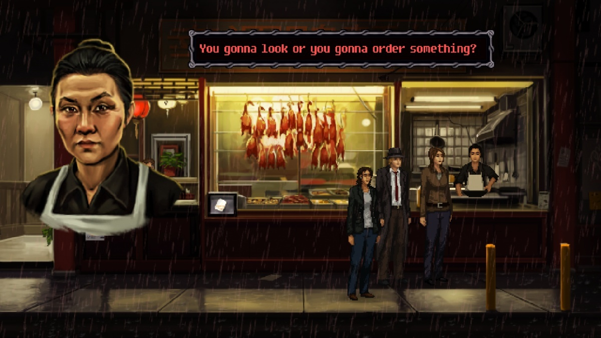 Screenshot for Unavowed on PC