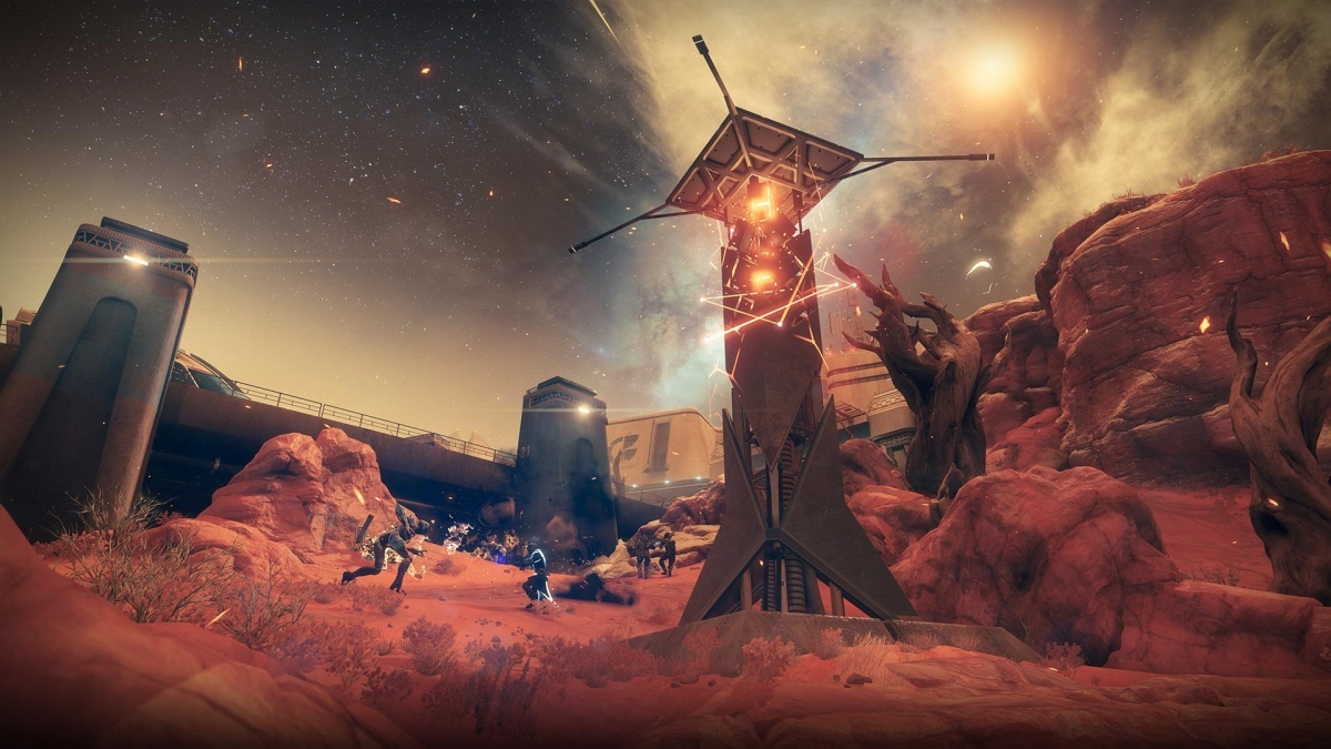 Screenshot for Destiny 2 Expansion II: Warmind on PlayStation 4