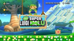 Screenshot for New Super Mario Bros. U Deluxe - click to enlarge