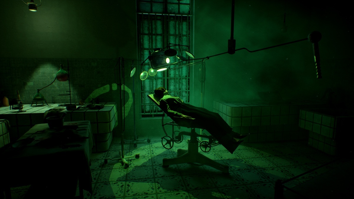 Screenshot for Call of Cthulhu on PlayStation 4