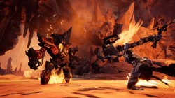 Screenshot for Darksiders III - click to enlarge