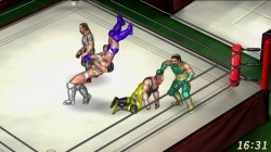 Screenshot for Fire Pro Wrestling World - click to enlarge