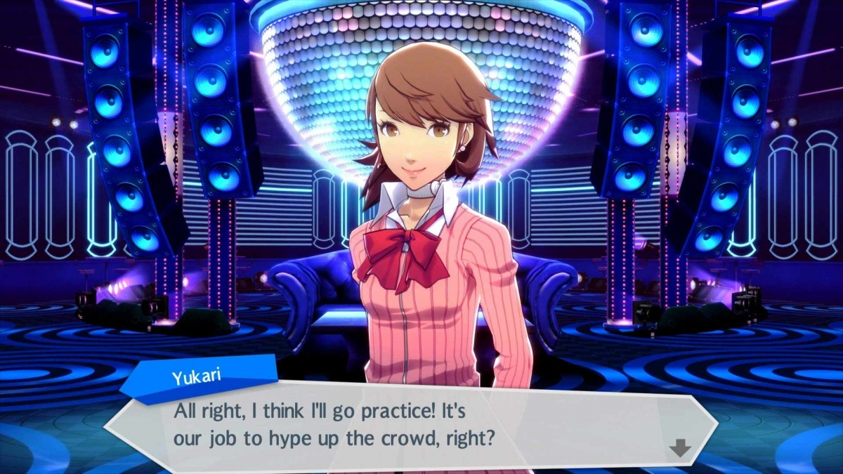 Screenshot for Persona Dancing: Endless Night Collection on PlayStation 4