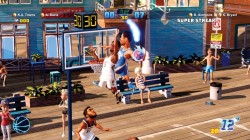 Screenshot for NBA 2K Playgrounds 2 - click to enlarge