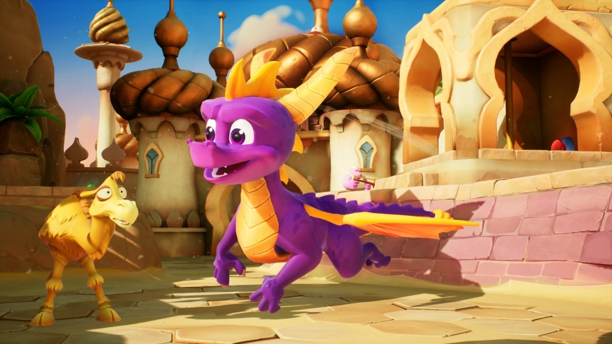 Screenshot for Spyro Reignited Trilogy on PlayStation 4