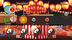 Screenshot for Taiko no Tatsujin: Drum Session! - click to enlarge