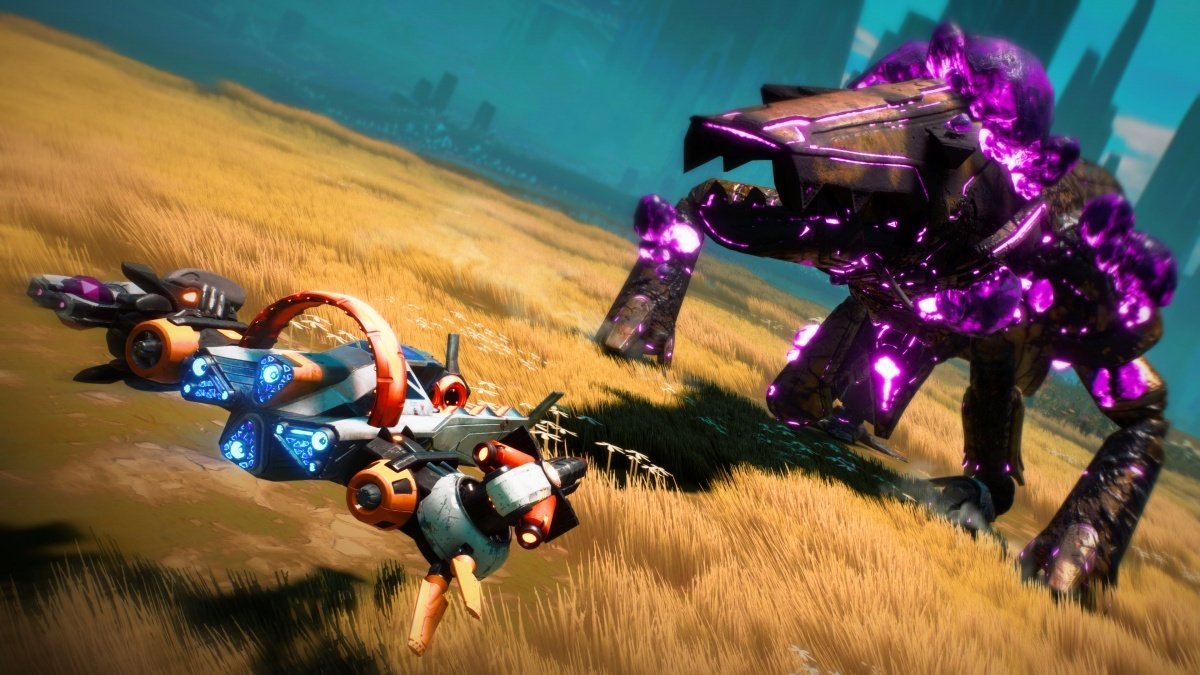 Screenshot for Starlink: Battle for Atlas on Nintendo Switch