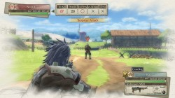 Screenshot for Valkyria Chronicles 4 - click to enlarge