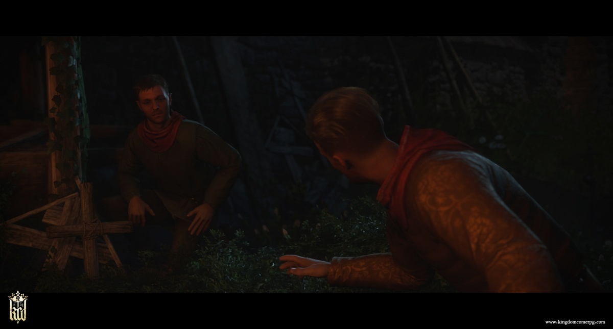 Screenshot for Kingdom Come: Deliverance – The Amorous Adventures of Bold Sir Hans Capon on PC