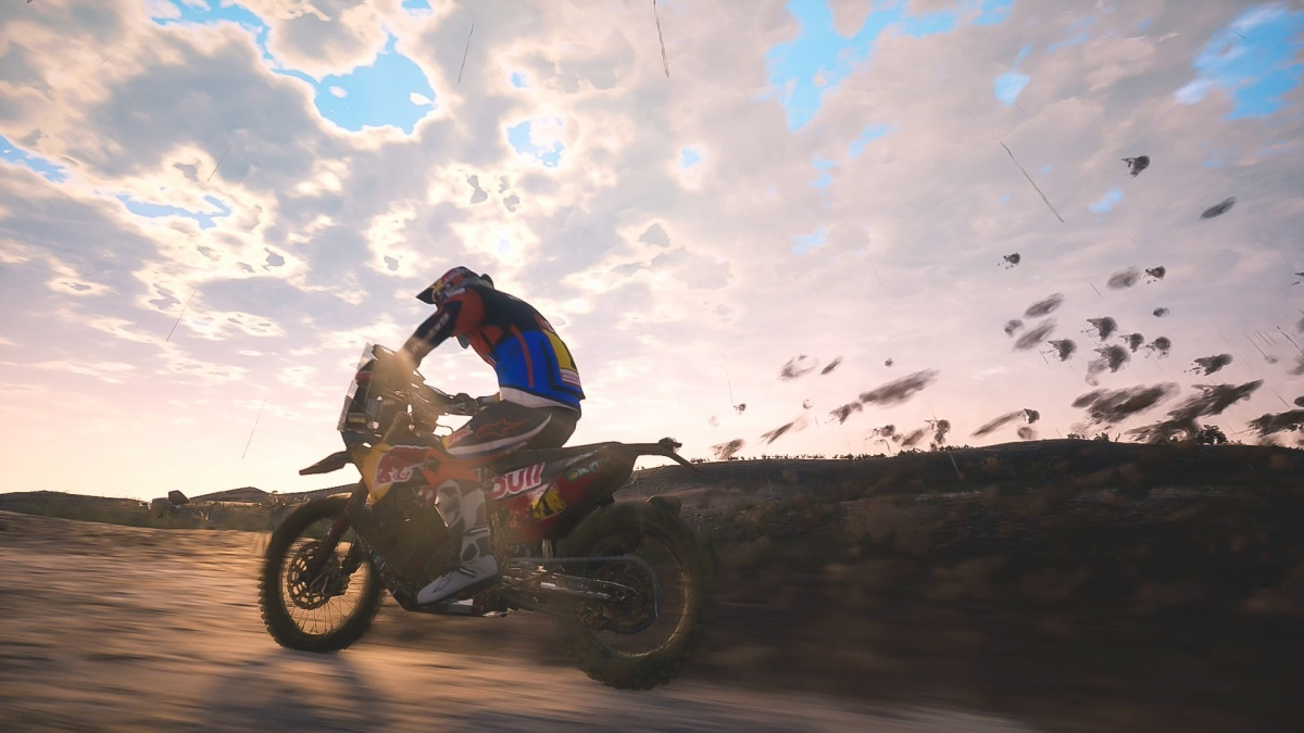 Screenshot for Dakar 18 on PC
