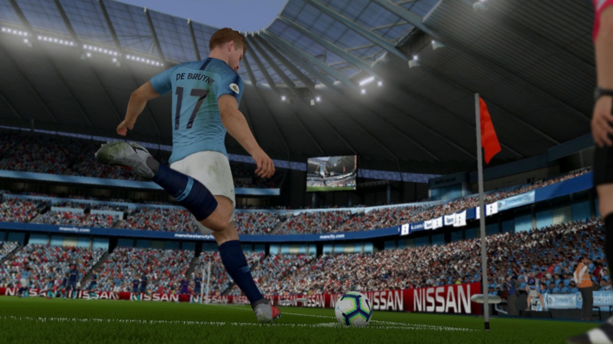 Screenshot for FIFA 19 on Nintendo Switch