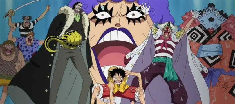 Image for Anime Review: One Piece Uncut Collection 19