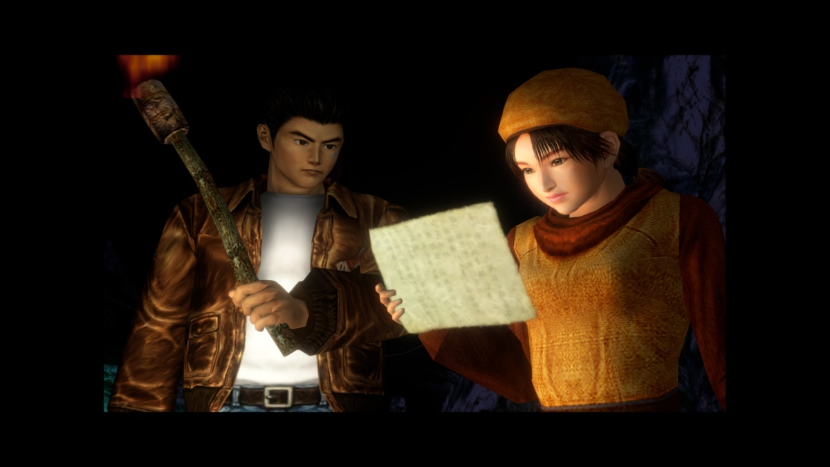 Screenshot for Shenmue I & II on PC